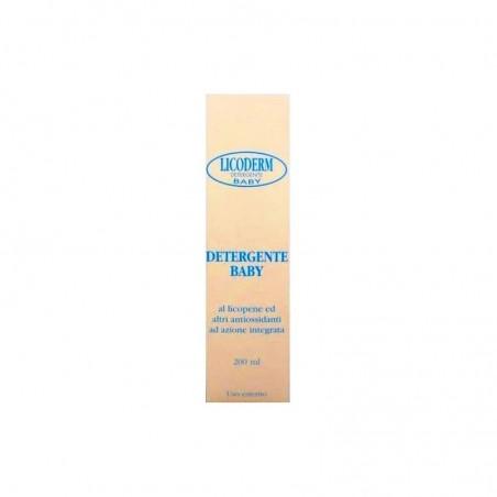 PROPOSITIVEMED - Licoderm - Detergente Baby 200 ml