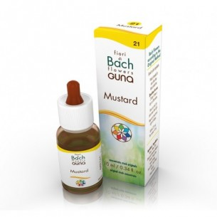 Mustard Guna - Fiori di bach 10 ml