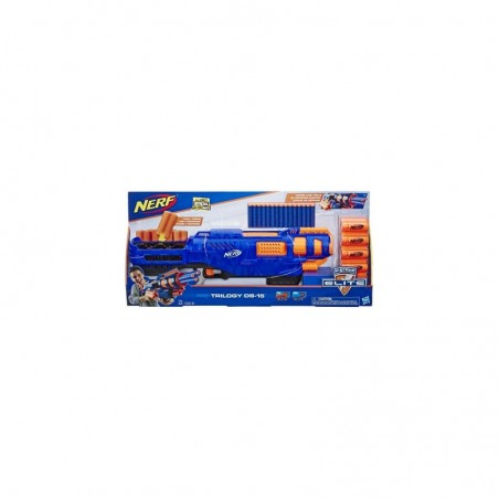 HASBRO - Nerf N-Strike Elite Trilogy DS 15