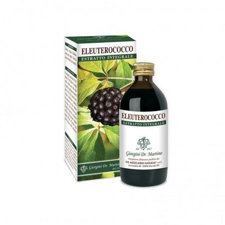 DR. GIORGINI - Eleuterococco Estratto integrale 200 ml - Integratore immunostimolante