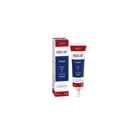 BODERM - Exscar Cream 30 ml - Utile al trattamento delle cicatrici