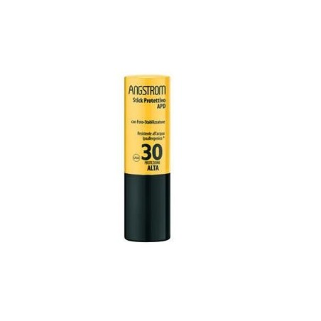 ANGSTROM - Stick Solare Per Il Viso E Le Zone Sensibili  Protettivo Stick Protettivo Adp Sfp 30  4,5 Ml