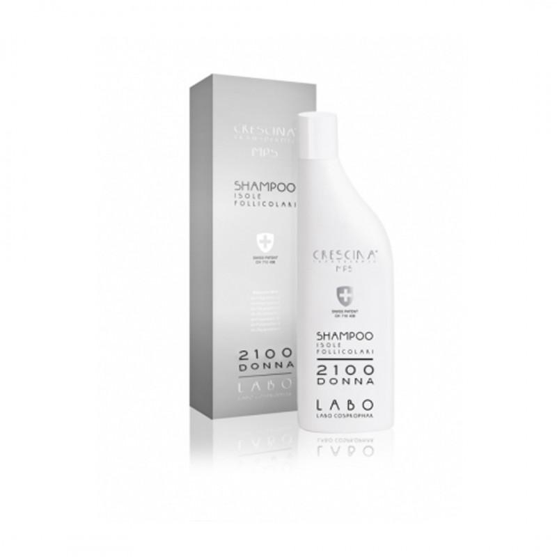 LABO SUISSE - Crescina - shampoo transdermic isole follicolari 1700 donna 150 ml