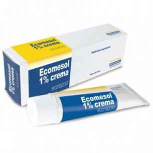 Ecomesol Crema antimicotica 1% 30 g