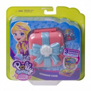 Polly Pocket - Nascondigli Segreti - modelli assortiti