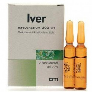iver nos 3 fiale 2 ml - rimedio omeopatico per i malesseri stagionali