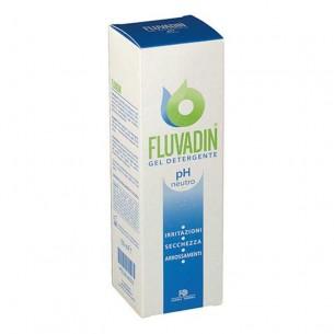fluvadin gel - detergente ph neutro senza sapone 150 ml