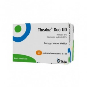 Thealoz Duo Ud - 30 contenitori monodose da 0,4 ml