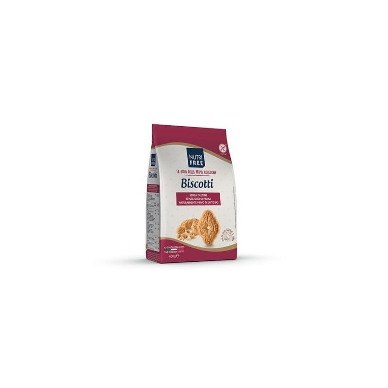 NUTRIFREE - biscotti senza glutine 400 g