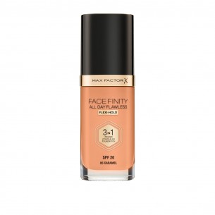 Faceinfinity All DAy Flawless 3 in 1 - Fondotinta n.85 caramel