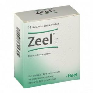 Zeel T - Soluzione omeopatica iniettabile 10 fiale