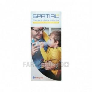 spatial up - maschera bambini 2-6 anni colore giallo