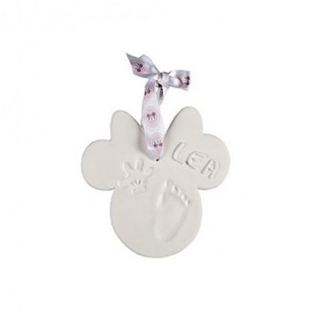 BABY ART - Baby Minnie - Kit per stampo impronta