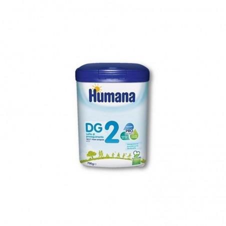 HUMANA - Dg 2 NaturCare - Latte Di Crescita in polvere da 6 a 12 mesi 700g