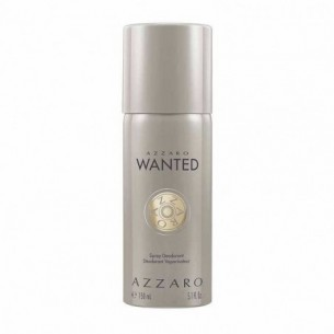 Wanted - deodorante spray 150 ml