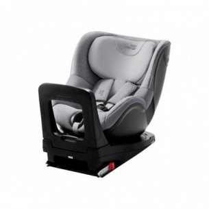 Dualfix M-Size - Seggiolino Auto Grey Marble