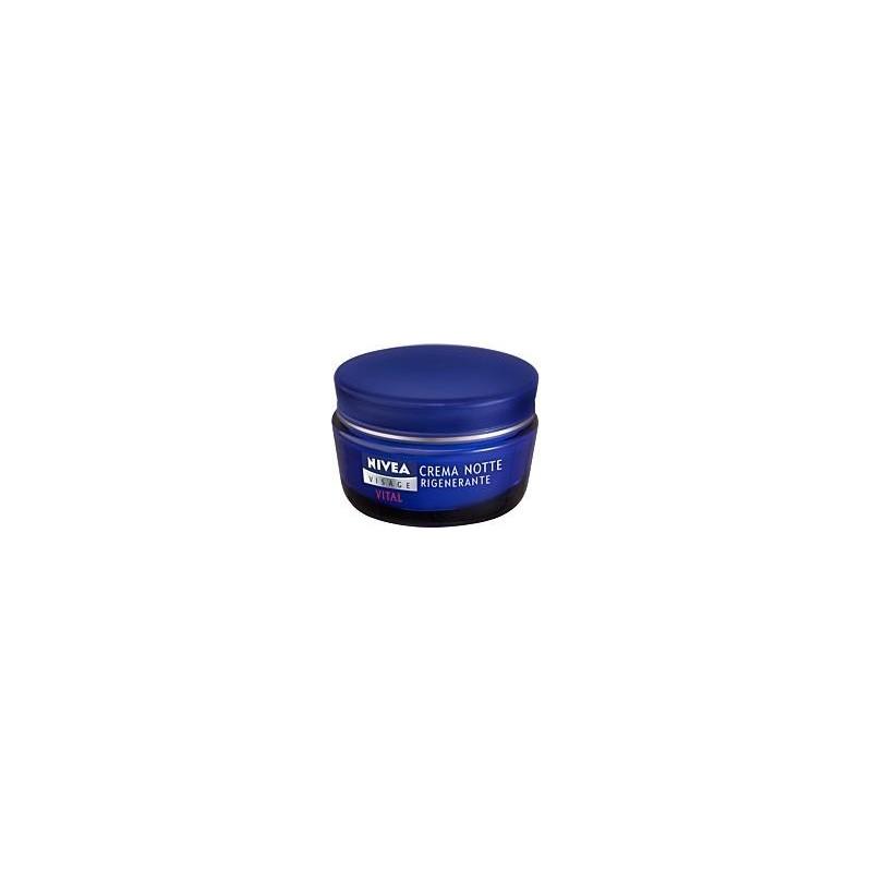 NIVEA - Visage Vital - Crema Da Notte Rigenerante 50 Ml