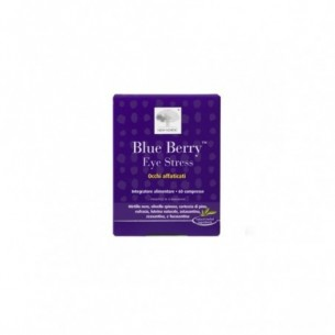 blue berry eye stress 60 compresse per il benessere visivo