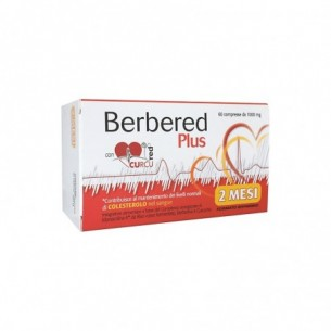 berbered plus 60 compresse - integratore per i livelli di colesterolo