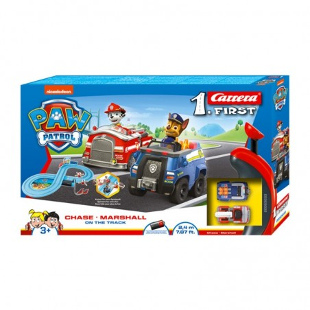 CARRERA - First Paw Patrol Pista