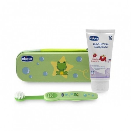 Chicco - Set per l'igiene dentale