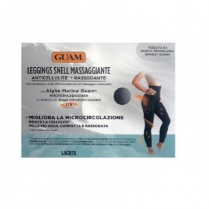 leggings snell massaggiante anticellulite l/xl
