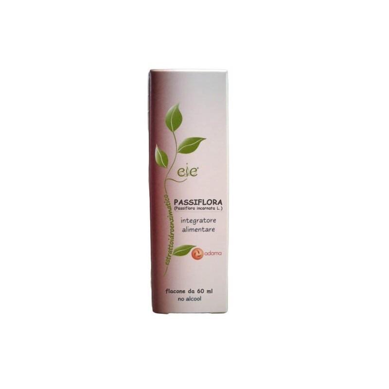 ADAMAH - Eie Passiflora Gocce 60 ml - Integratore per favorire il sonno ed il rilassamento