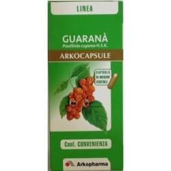 Guarana' Arkocapsule 90 Capsule - Integratore Per Il Controllo Del Peso