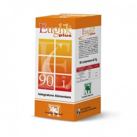 MELANDIA - Euglik Plus 90 compresse - Integratore per il diabete