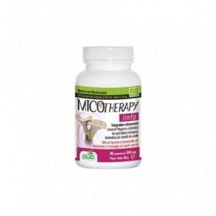 micotherapy linfo 90 capsule - integratore drenante