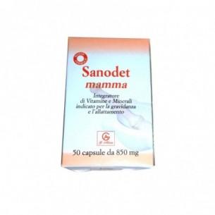 Sanodet-Mamma 50 Capsule - Integratore per la gravidanza