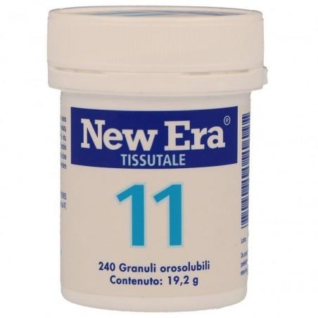 NAMED - Newera 11 - Integratore di solfato di sodio 240 Granuli