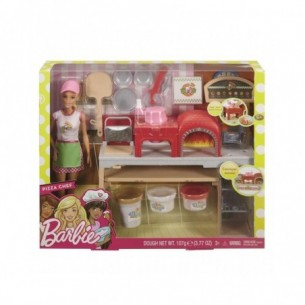 Barbie Pizza Chef - Bambola