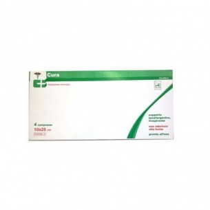 4 Medicazione Sterile 10 X 25 cm