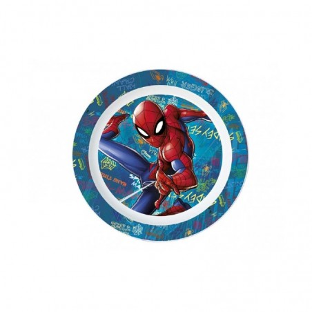 MARVEL - Piatto piano di Spiderman