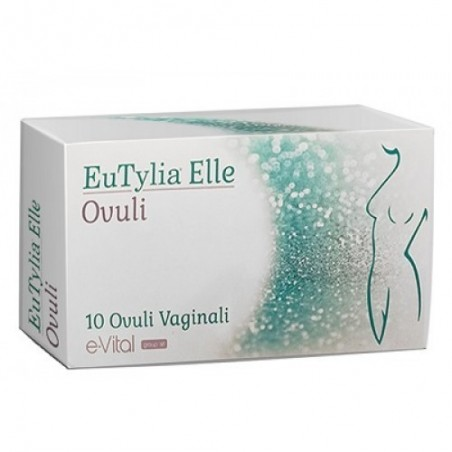 EUTYLIA - Elle - 10 Ovuli Vaginali