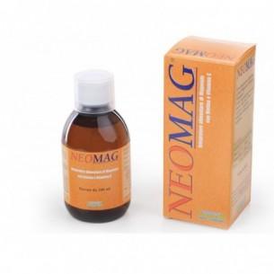 Neomag sciroppo 240ml - integratore di magnesio e vitamina C