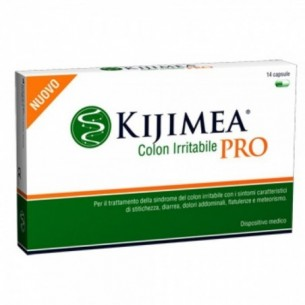 Kijimea Colon Irritabile Pro 14 Capsule - Integratore