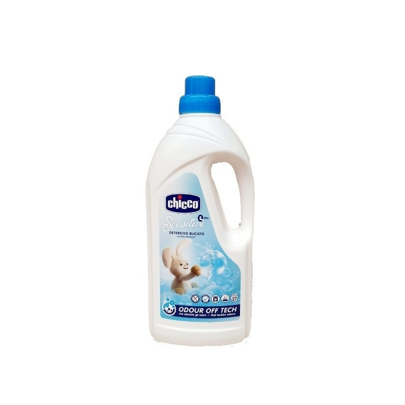 Chicco - Sensitive - Detersivo per Bucato 1,5 l