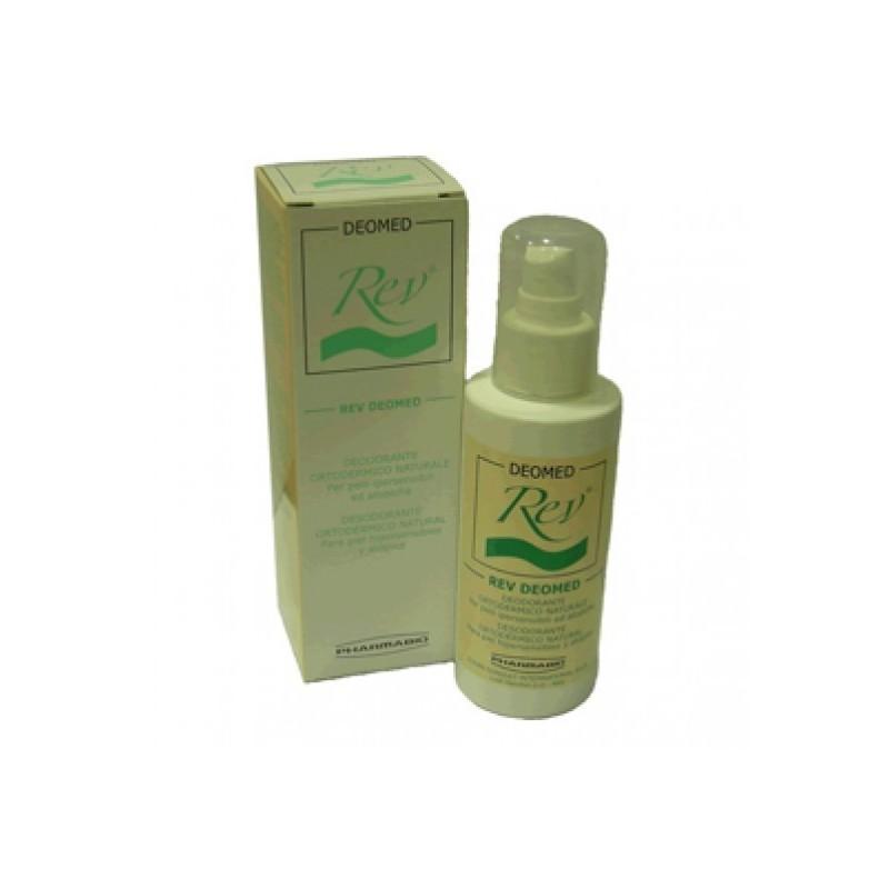 REV PHARMABIO - Deomed - deodorante spray 125 ml