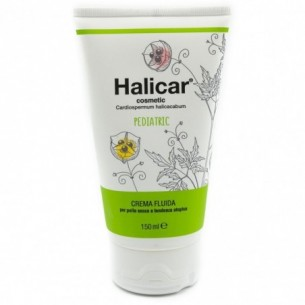halicar pediatric - crema idratante emolliente 150 ml
