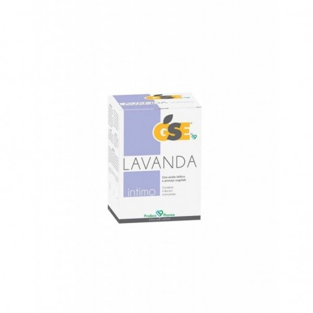 PRODECO PHARMA - gse intimo lavanda 4 flaconi 100 ml
