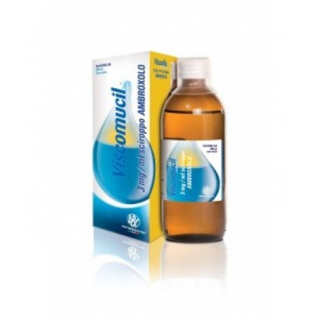 ABC FARMACEUTICI - Viscoflu 3mg/ml - sciroppo mucolitico 200 ml