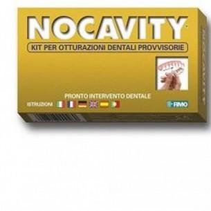 nocavity - kit per otturazioni dentali provvisorie