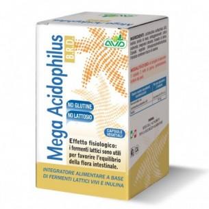 Mega Acidophilus 75 Capsule - Integratore di fermenti lattici