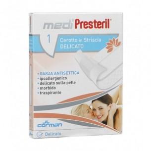 Medipresteril - Cerotto in strisce 8 x 50 cm
