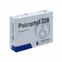 Psicophyt 22B  4 Globuli da 1,2 g - Integratore per il tono psicofisico