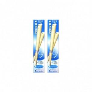 Prontex - 2 Coni auricolari