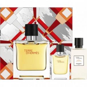 Terre d'Hermès eau de parfum uomo - Cofanetto regalo 2019