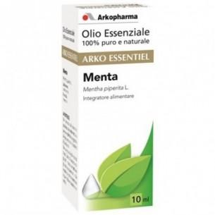 olio essenziale menta 10 ml - benessere gastrointestinale